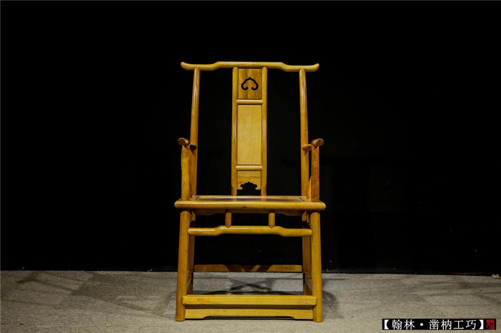 金丝楠木明清古典家具 椅凳类产品 金丝楠木家具厂家 成都翰林文化股份有限公司制作