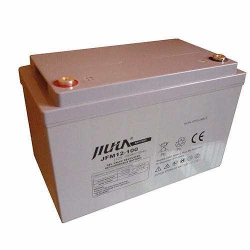 厂家供应12V100AH太阳能储能蓄电池