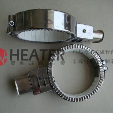 工厂直销上海昊誉非标定制陶瓷加热圈 质保两年