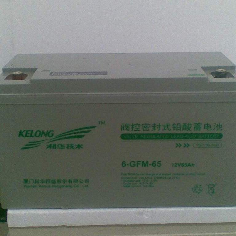 科华蓄电池6-GFM-100报价-参数