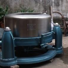 广州市富得牌90公斤型离心脱水机洗涤机械洗涤设备