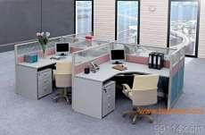 厂家销售,郑州屏风隔断办公桌价格,隔断式办公桌,可定做各种尺寸