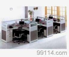 河南屏风办公桌,郑州隔断式办公桌,屏风隔断办公桌定做,厂家价格销售