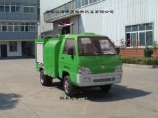 湖北江南福田小型时代消防洒水车 福田小型时代绿化喷洒车厂家价格