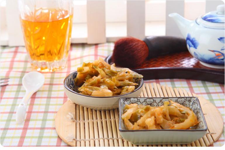 香辣可口榨菜丝50g 正宗涪陵榨菜  天烁食品出产