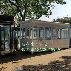 深圳彩钢岗亭