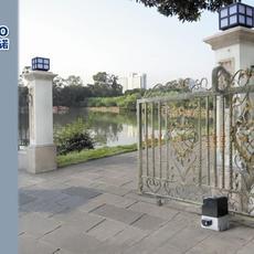 湘潭阿尔卡诺智能遥控平移开门机 ML370别墅平移开门机