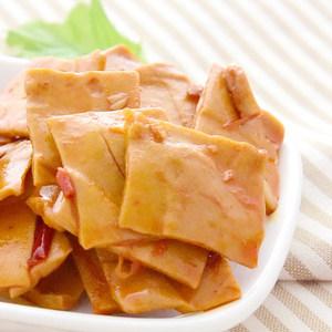 重庆特产 永健品三优香卤豆干 80g 山椒/红椒/五香/香辣味 供选择