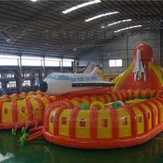 兒童充氣大滑梯   充氣蹦蹦床  太空基地大滑梯  廠家自主研發 質量保證