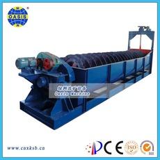 大量出售双单螺旋分级机 螺旋洗矿机 洗砂级 分级设备 螺旋输送机