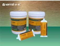 压电陶瓷精密导电胶 1200度银粉导电胶 电极材料导热导电胶