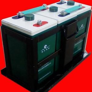 新太电池3NM-300铁路内燃机车用免维护铅酸蓄电池组