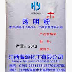 厂家直销优质涂料级透明粉