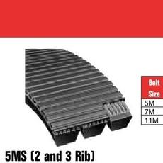 供应日本bando 5M系列微型三角带/广角带