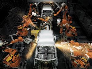 供应汽车喷涂机器人