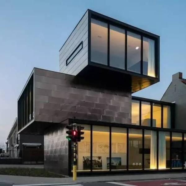集装箱制造|别墅集装箱-大小盒子集装箱设计公司