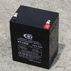 供应 12V2.9AH 铅酸蓄电池