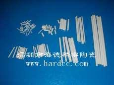 供应加工氧化铝耐磨耐高温陶瓷棒陶瓷销