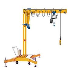专业生产销售 立柱式悬臂吊 柱式旋臂起重机 移动式悬臂吊