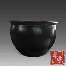 独立式浴盆陶瓷 圆形陶瓷浴缸厂家直销 陶瓷泡澡缸大缸定制