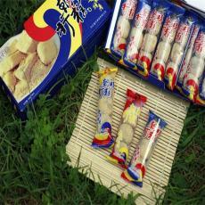 供应高丽香糕点 朝鲜打糕 丹东特产 特色糕点60克*16条*12盒休闲食品