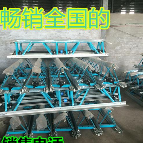 工程最欢迎的浩鸿框架式混凝土振动摊铺机 平板路面整平机 震动压实机