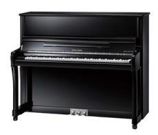 京珠钢琴 珍珠BUP123B原装全新钢琴