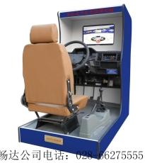 符合JT/T 378的要求机动车驾驶模拟器,完全满足国标驾校验收设备,汽车驾驶模拟器