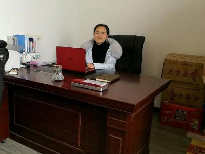 中国网库助力村支书走向新农业电商之路