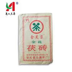 辉华茶业 安化黑茶 金芙蓉 金花茯砖 300g