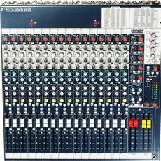 声艺Soundcraft FX16II调音台|南昌SOUNDCRAFT声艺器材销售