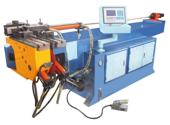 道尔顿63nc液压弯管机 自动弯管机 高速自动弯管机 单图片