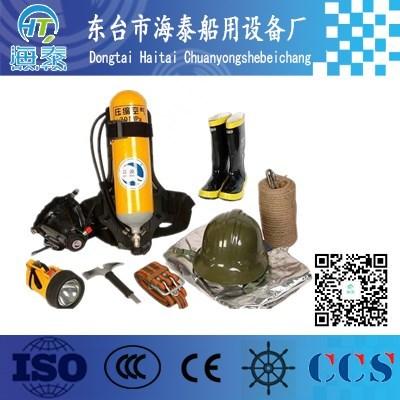 供应CCS船用消防员装备 救生装备 耐火绳 隔热服