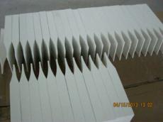 铝薄板双辊连续铸轧机用铸咀 小鸭嘴