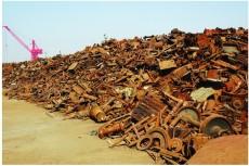 各种标准规格的重废铁