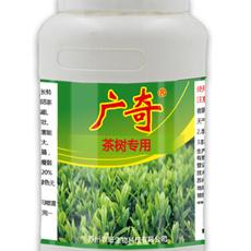 厂家直销广奇茶树专用叶面肥-激活茶树细胞增强光合作用叶片绿厚抗逆抗病优质高产