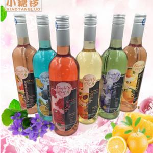 供应醉爱的果酒 6款新品口味 750ml原瓶进口 女王亲临的法国产区