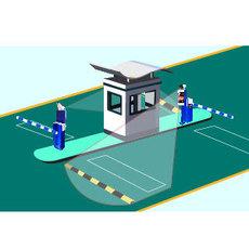车牌识别停车管理系统本地版