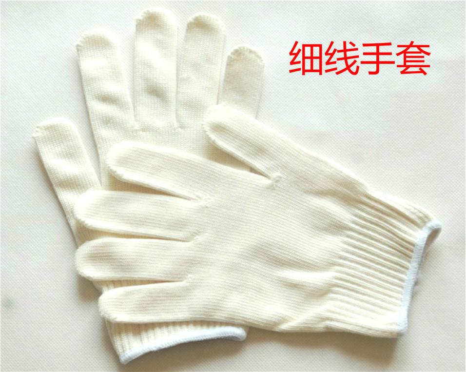 劳动作业手部需防护时必须戴用好质量防护手套集芳推荐到中国网库选一款AS型线手套
