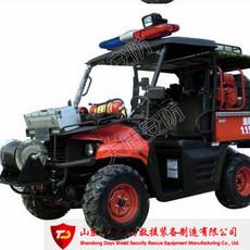 青岛ATV400全地形消防摩托车 全地形消防摩托车报价 全地形消防摩托车图片 厂家供应