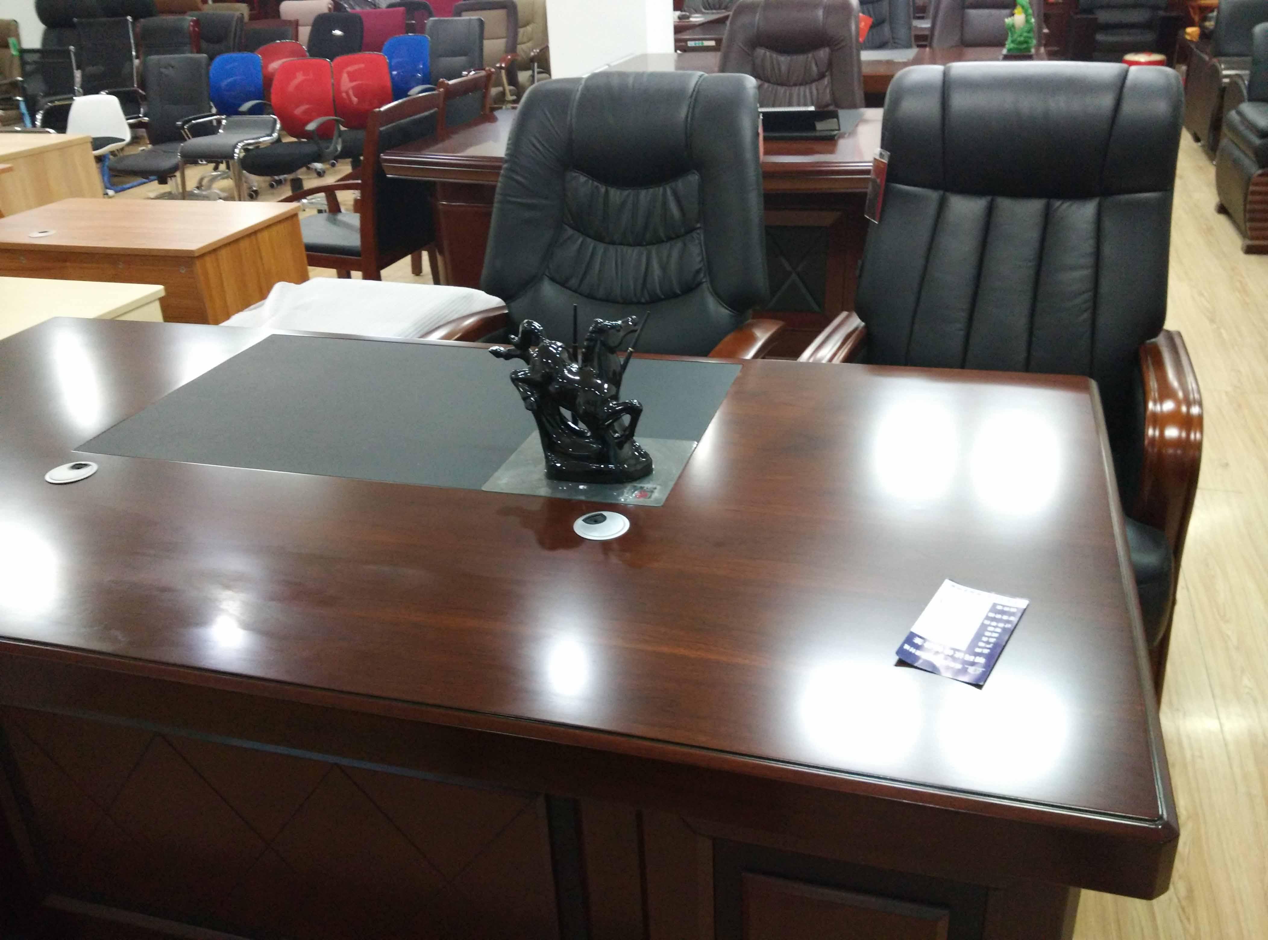 供应 班台办公桌 老板桌B2065