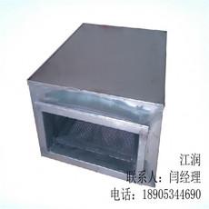 山东江润供应方形共板风管静压箱 消音箱 欢迎选购