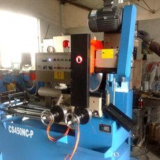 供应盛和 自动液压切管机 钢管切管机 水切割机