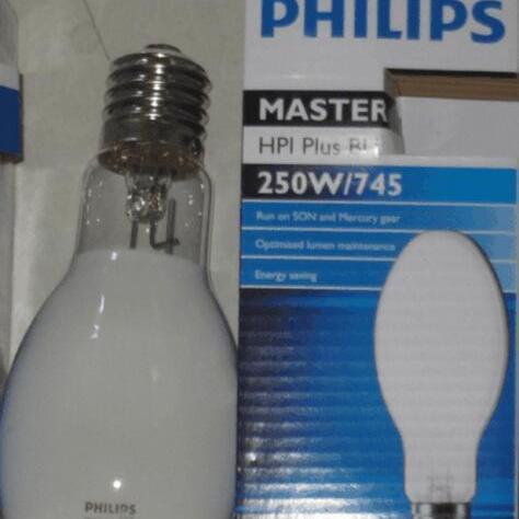 飞利浦HPI BU 250W 745球泡金卤灯