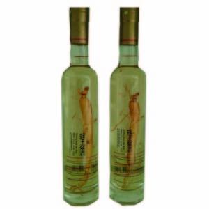 人参蜂王浆酒  每瓶一颗参 孝敬老人 健康饮酒