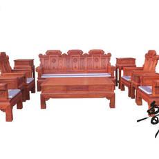 红木鲁创家具中式古典沙发厂家鲁创批发