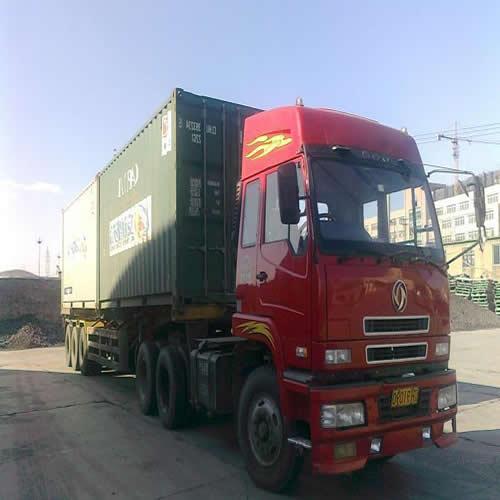 青岛到扬州货运专线