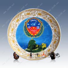 定制陶瓷纪念盘 陶瓷纪念盘价格 景德镇陶瓷纪念盘厂家
