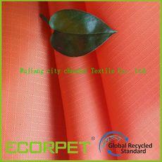 再生环保面料 RPET涤纶面料 可乐瓶回收面料 GRS认证面料