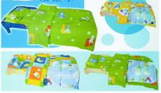幼儿园床上用品 儿童被褥三件套 纯棉被褥加工定做
